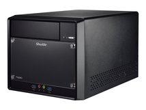 XPC cube SH110R4 - Barebone - Mini-PC - LGA1151 Socket - Intel H110 Express - GigE