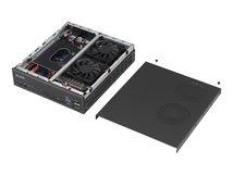 XPC slim DH170 - Barebone - Slim-PC - LGA1151 Socket - Intel H170 Express - GigE