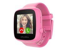 Xplora GO Kids - Mobiltelefon - GSM - 240 x 240 Pixel - TFT (0,3 MP Vorderkamera) - Telekom