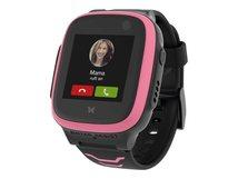 """Xplora X5 Play - Rosa - intelligente Uhr mit Band - Anzeige 3.6 cm (1.4"""") - 4 GB - 4G"""