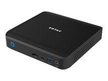 ZBOX C Series CI341 nano - Barebone - Mini-PC - 1 x Celeron N4100 / 1.1 GHz - RAM 0 GB - UHD Graphics 600