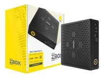ZBOX E Series MAGNUS EN072070S - Barebone - Mini-PC - 1 x Core i7 10750H / 2.6 GHz - RAM 0 GB - GF RTX 2070 SUPER