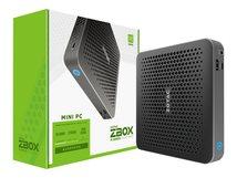 ZBOX M Series MI623 - Barebone - Mini-PC - 1 x Core i3 10110U / 2.1 GHz - RAM 0 GB - UHD Graphics