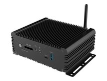 ZBOX PRO CI329 nano - Barebone - Mini-PC - 1 x Celeron N4100 / 1.1 GHz - RAM 0 GB - UHD Graphics 600
