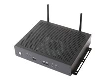 ZBOX PRO QK5P1000 - Barebone - Mini-PC - 1 x Core i5 7300U / 2.6 GHz - RAM 0 GB - Quadro P1000