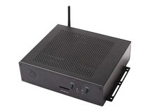 ZBOX PRO QK7P3000 - Barebone - Mini-PC - 1 x Core i7 7700T / 2.9 GHz - RAM 0 GB - Quadro P3000