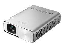 ZenBeam E1 - DLP-Projektor - RGB LED - 150 lm - WVGA (854 x 480) - 16:9