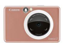 Zoemini S - Digitalkamera - Kompaktkamera mit Fotosofortdrucker - 8.0 MPix - Bluetooth, NFC - Rosegold