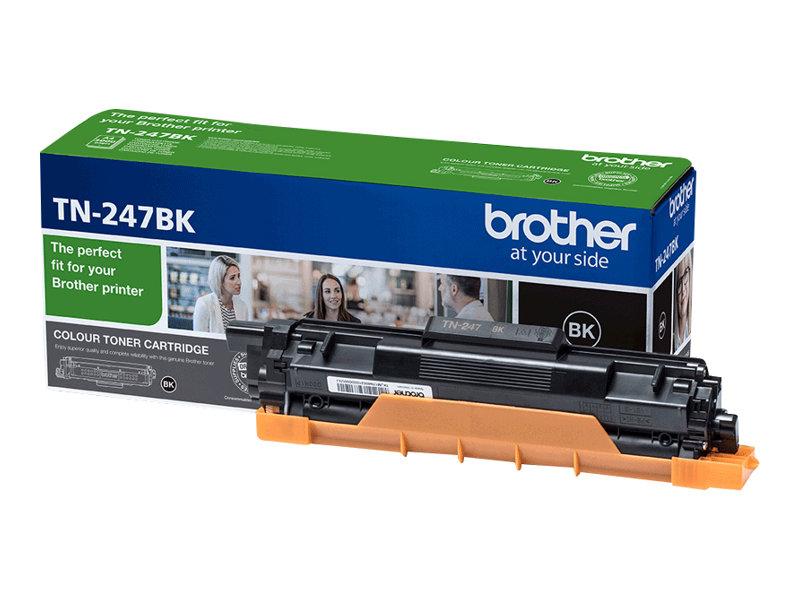 Tn247bk schwarz original tonerpatrone fuer brother dcp l3510 hl l3270 hl l3290 mfc l3710 mfc l3730 mfc l3750 mfc l3770 9315203 tn247bk