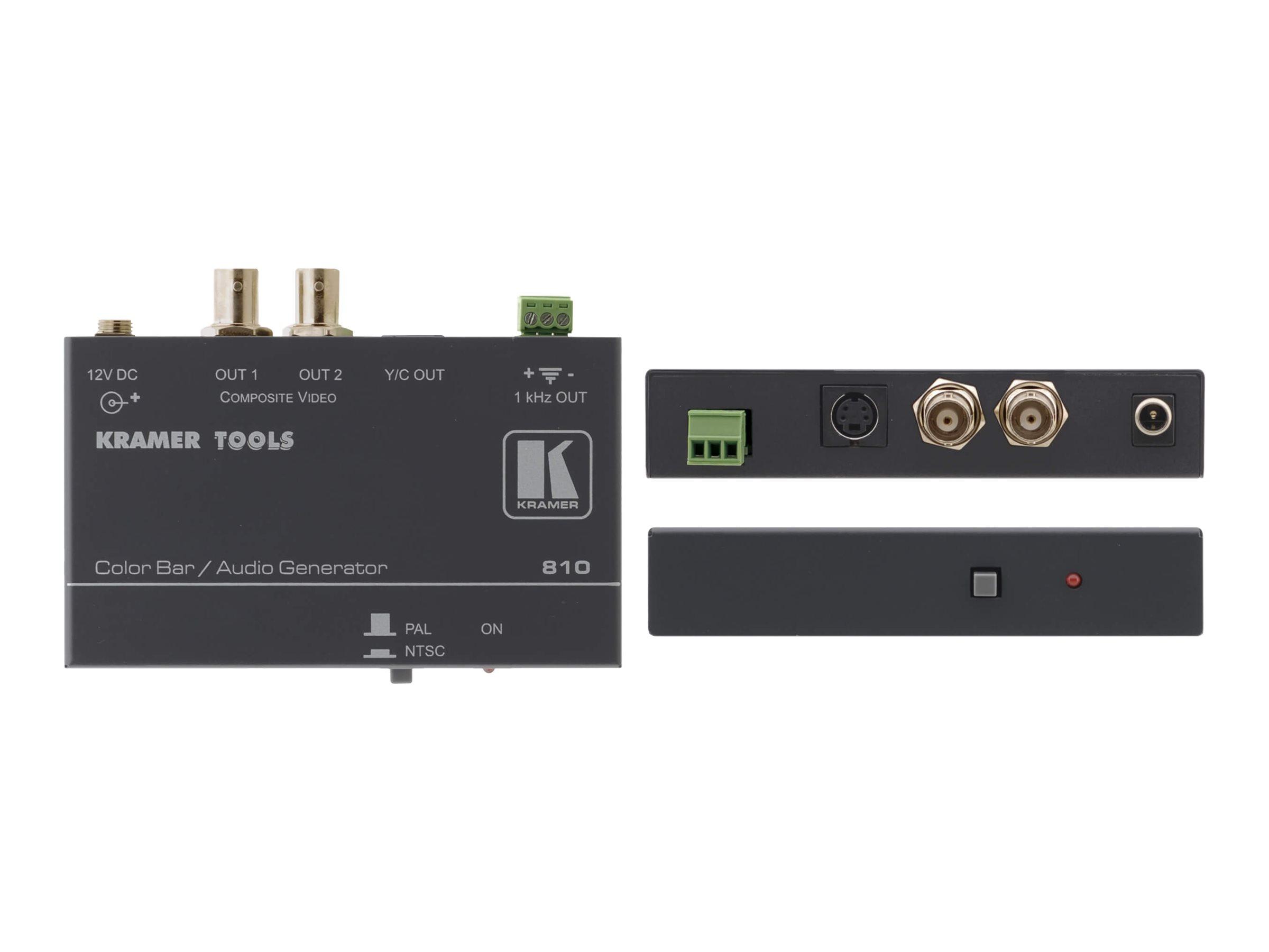 Tools 810 av testsignal generator 7518754 90 081090
