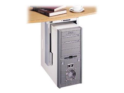 Topgrip fixed halterung fuer systemeinheit aluminium ral 9006 2127312 32 312