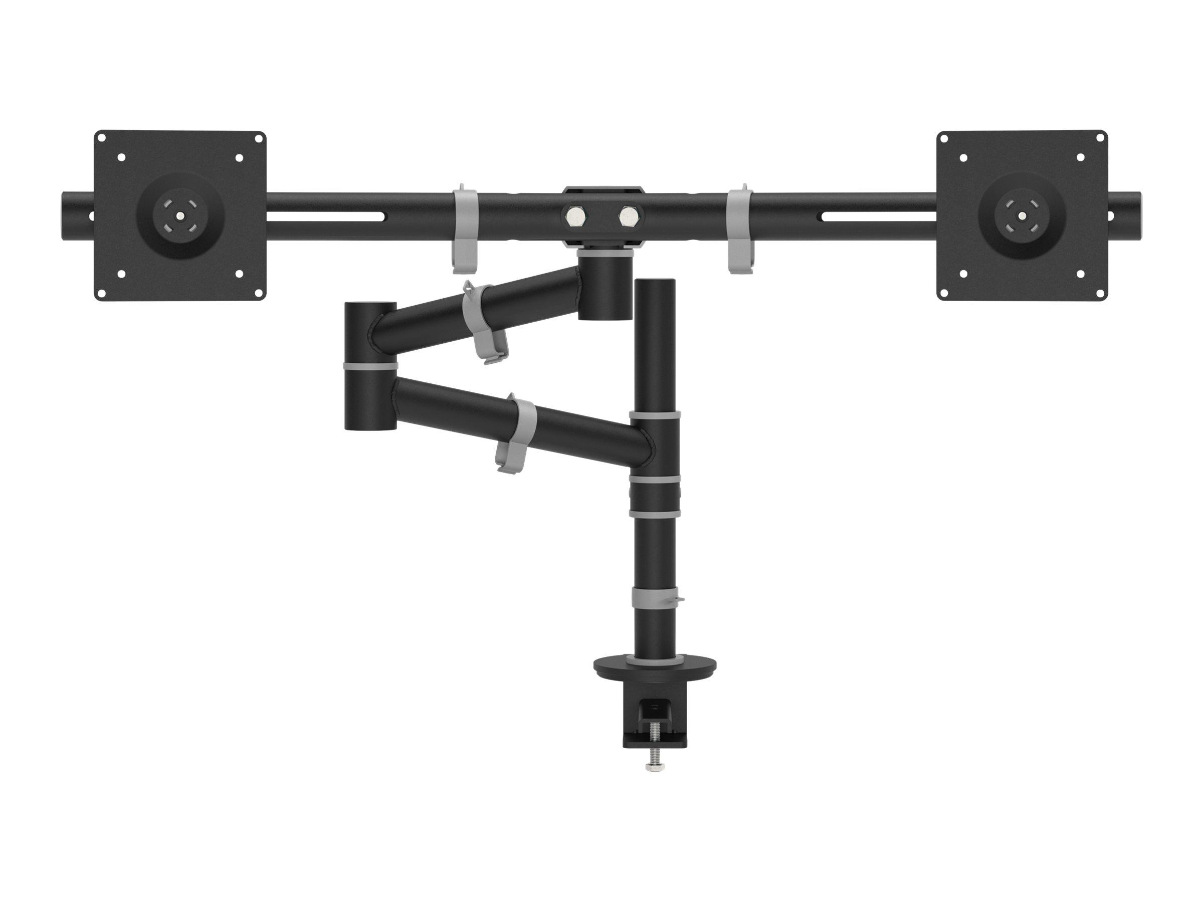 viewgo monitor arm 133 befestigungskit spannbefestigung. Black Bedroom Furniture Sets. Home Design Ideas