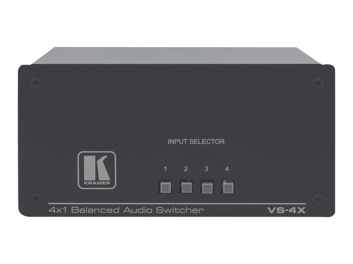 Vs 4x audio switch 4 x audio desktop 7999527 21 0255099