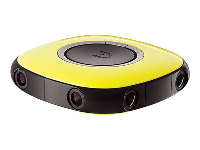 Vuze vr camera 360 action kamera montierbar 3d 4k 30 bps wi fi 7302294 vuze 1 ylw