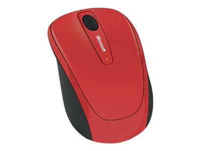 Wireless mobile mouse 3500 maus rechts und linkshaendig optisch 3 tasten kabellos 2482355 gmf 00195