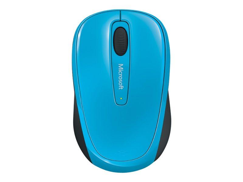 Wireless mobile mouse 3500 maus rechts und linkshaendig optisch 3 tasten kabellos 2914912 gmf 00271