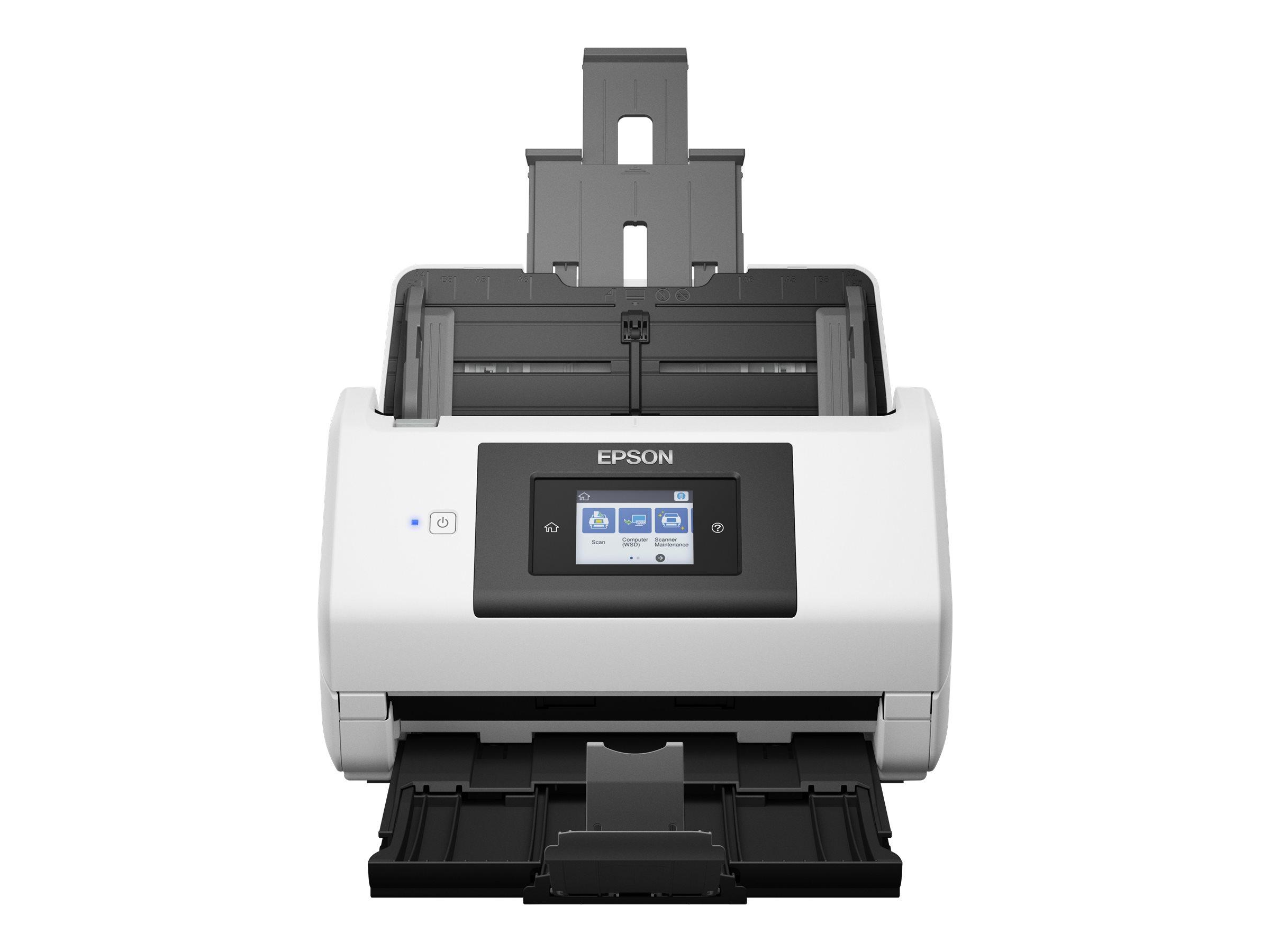 Workforce ds 780n dokumentenscanner duplex a4 legal 600 dpi x 600 dpi bis zu 45 seiten min einfarbig bis zu 45 seiten min farbe 7470838 b11b227401